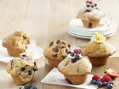 Delicious Muffins |