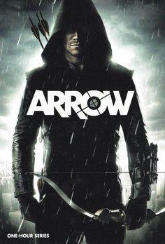 Arrow Season 1 Poster