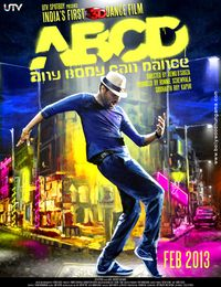ABCD - Any Body Can Dance | 2013 Watch Full Hindi Movie Online DVD SCR Rip