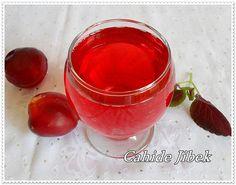 Kırmızı erik suyu