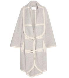 CHLOÉ Llama-Blend Coat. #chloé #cloth #coats