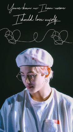 Kim Taehyung v BTS lockscreen wallpaper Bts Lyrics Quotes, Bts Qoutes, Taehyung Fanart, Kim Taehyung, V Quote, Bts Spring Day, Bts Wallpaper Lyrics, Wallpaper Wallpapers, Bts Book