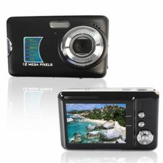 8X Digital Zoom  Digital Camera  This camera has a 5.0 CMOS sensor, 15MP resolution, 2.7 inch TFT screen, 15.0 megapixel resolutions, Up to 32GB, Optical zoom lens, 8x digital zoom, and it comes in a silver color.