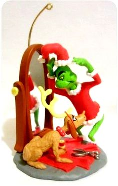 Grinch, Yoshi, Fictional Characters, Art, Art Background, Kunst, Performing Arts, Fantasy Characters, Art Education Resources