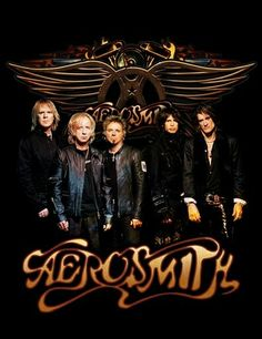 Aerosmith...Cant wait! 1 week!