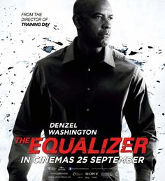 The Equalizer - Il Vendicatore. Equalizer Movie, 1980s Tv, Movies 2014, Hollywood Cinema, Thriller Film, Denzel Washington, Training Day, Movies To Watch, Movies