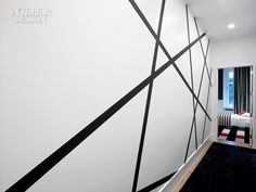 Case Study Fiberglass Chairs Featured in this Colorful New York Triplex – Interior Design Magazine November 2011