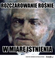 Rozczarowanie zycia Ouat Funny Memes, Funny Dating Quotes, Dating Memes, Really Funny, The Funny, Meme Generation, Depression Memes, Sign Quotes, Geek Quotes