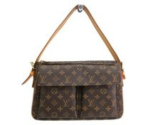 Louis Vuitton Viva Cite Gm Shoulder Bag. Get one of the hottest styles of the season! The Louis Vuitton Viva Cite Gm Shoulder Bag is a top 10 member favorite on Tradesy. Save on yours before they're sold out!