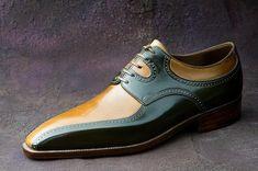 Tan Shoes, Black Dress Shoes, Lace Up Shoes, Me Too Shoes, Shoe Boots, Oxford Shoes, Shoes Men, Green Shoes, Der Gentleman