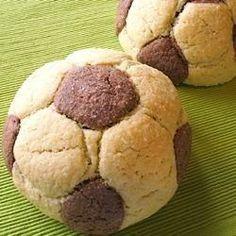 サッカーボールメロンパン