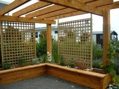 planting benches