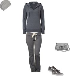 """""""Lazy Day :)"""" by keek17 ❤ liked on Polyvore"""