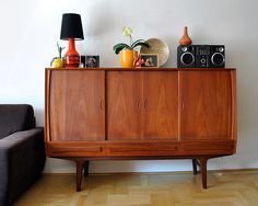 Vintage cabinet. By panyizsuzsi, on Flickr.