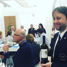 #degustazione #vino a #exporivahotel  con i #vitivinicoli del #Trentino @villacorniole