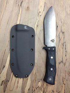 Falcon Hunting Survival Utility Knife by DFCustom on Etsy