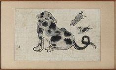 궁궐의 개, 사도세자의 개