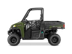 New 2016 Polaris Ranger® Diesel ATVs For Sale in Michigan. 3-cylinder, 1,028 cc, Tier 4 compliant Kohler diesel engine Designed to accept revolutionary Pro-Fit cab system 110A of alternator output Dimensions: - Wheelbase: 81 in. (206 cm)