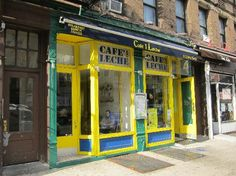 Cafe con Leche, upper west side