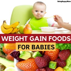 how to increase baby weight issue is very common these days. Super rich baby weight gain foods like milk, yoghurt, desi ghee, sweet potato, meat are consider as best weight gainer foods in babies and toddlers. Baby Weight Gain Chart, Weight Gain For Kids, Weight Gain Meals, Healthy Weight Gain, Weight Loss, High Calorie Baby Food, High Fat Foods, High Calorie Meals, Toddler Meals