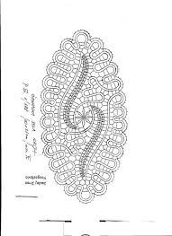 Resultado de imagen de klekljanje vzorci Bruges Lace, Romanian Lace, Bobbin Lace Patterns, Lacemaking, Lace Heart, Point Lace, Lace Jewelry, Needle Lace, Cutwork