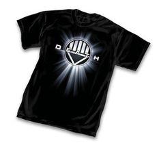 Black Lantern Symbol Death T-Shirt