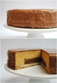 Torta Mousse Dulce de Leche Tentación