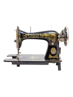 Antique Sewing Machine by Europe2You $149 on Gilt Home