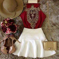 Dress like a #queen Follow me @littletexts