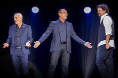 Torna #trio #Panariello-#Conti-#Pieraccioni Il #Tour al via da #Ancona, ritorno…