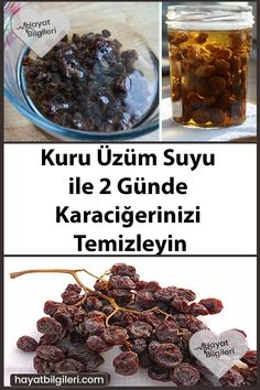 Clean Your Liver In 2 Days With Raisin Juice, Detox Cleanse For Bloating, Natural Detox Cleanse, Athlete Nutrition, Vegan Nutrition, Natural Health Remedies, Herbal Remedies, Brie, Clean Your Liver, Campfire Food