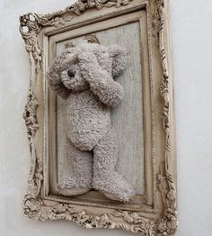 Cute for a kids room or for a bear that you have had all your life and don't want to get rid of...Jamie.