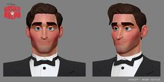 BEHIND the SCENES Wreck-it-ralph!!! Sculpt: Ryan Tottle ZbrushCentral (хийнэ шүү...)