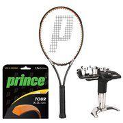 Rakieta tenisowa Prince Textreme Tour 100T + naciąg + usługa serwisowa