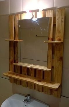 woodworking diy+woodworking diy projects+woodworking diy beginner+woodworking diy gifts+woodworking diy plans+woodworking diy tools+woodworking diy ideas+woodworking diy how to make+Anika's DIY Life Pallet Furniture, Home Furniture, Bathtub Decor, Palette Diy, Idee Diy, Diy Pallet Projects, Pallet Ideas, Diy Woodworking, Decorating Your Home