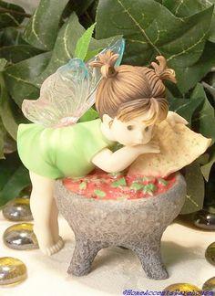 fairy with salsa