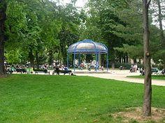 Jardin du Ranelagh / Ranelagh's Garden