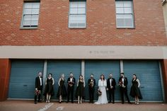 This wedding at The Flour Factory features a moody spin on modern romance, breathtaking florals in shades of crimson, and a fab romantic bridal style. Hipster Wedding, Byron Bay Weddings, Shots Ideas, Wedding Blog, Chic Wedding, Modern Romance, Industrial Chic, Western Australia, Family Photographer