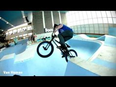 City Swimming Pool Drained And Converted To A Radical BMX Park - http://www.actionsportsdesk.com/city-swimming-pool-drained-and-converted-to-a-radical-bmx-park/