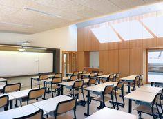 Escuela Primaria Benfeld Aristide Briand,Cortesía de Lionel Debs Architectures