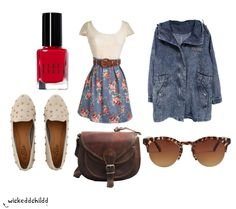 Sweet summer day outfit