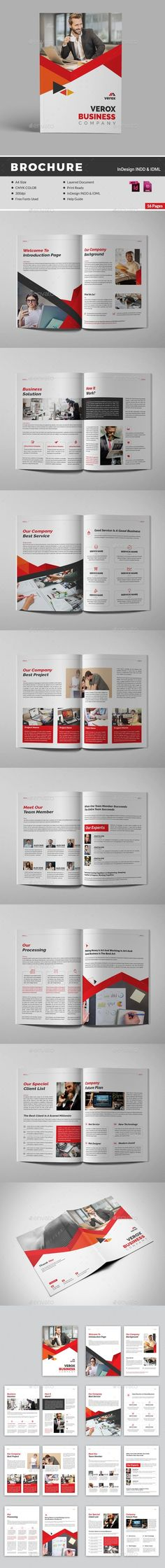 Buy Proposal by Desertwave on GraphicRiver. This Proposal Template Contains 20 Pages. You can use this Proposal for your business purpose or others sector. Travel Brochure Template, Bi Fold Brochure, Brochure Cover, Business Brochure, Brochure Design, Corporate Brochure, Business News, Stationery Design, Graphic Design Templates