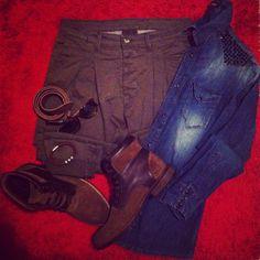 Outfit man ! No formal but original! Shoes Armani , Shirt Mangano , Pant Genius_lab