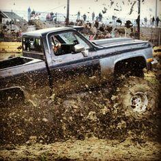 Mud Mud Mud!