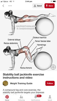 Best Cardio Workout, Gym Workout Tips, Tensor Fasciae Latae, Fitness Tips, Health Fitness, Compound Exercises, Belly Fat Workout, Fat Burning Workout, Training Programs