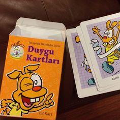 Çocukların duyguları tanıması ve ifade etmesi için hazırlanmış çizimleri özel  ve patentli duygu kartları. www.ayben.com.tr'de bulabilirsiniz.