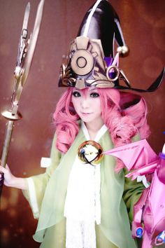 Dragon Trainer Lulu from League of Legends