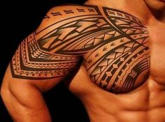 awesome #polynesiantattoossleeve