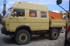 Someone experience with the VW LT as a 4x4 diesel? - Land Rover, Robur, Ural, Sil, Trailers, Miscellaneous - Multi-board.com