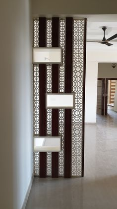 Room Partition Wall, Living Room Partition Design, Pooja Room Door Design, Ceiling Design Living Room, Home Room Design, Wooden Partition Design, Glass Partition Designs, Wooden Partitions, Living Room Designs India
